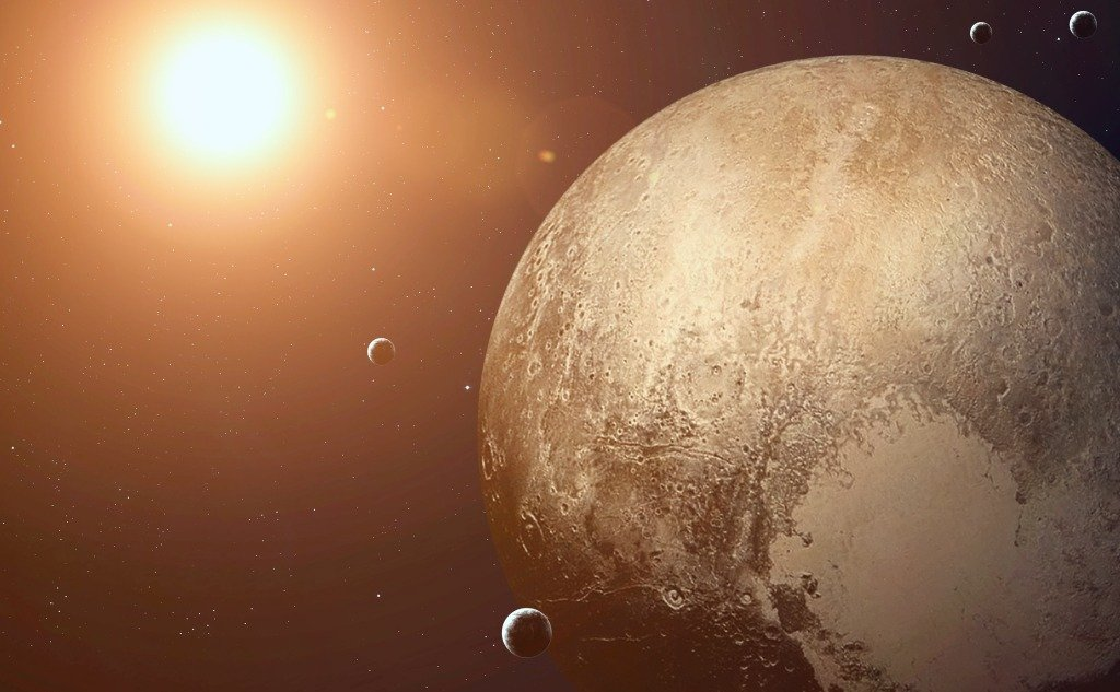 What if Pluto Became Earth's Second Moon?