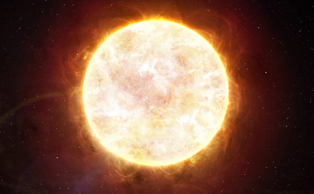 10 Fascinating Facts About the Sun.
